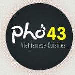 Pho 43 Logo
