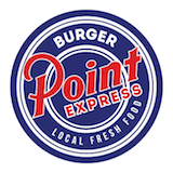 Point Burger Bar Express Logo