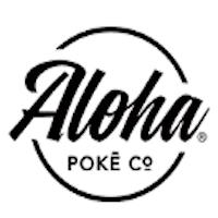 Aloha Poke Co. Logo
