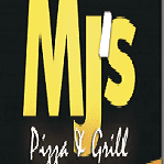 MJ's Pizza & Grille Logo