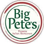 Big Pete's Pizzeria (118 N Julia St) Logo