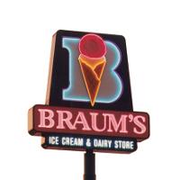 Braum's Ice Cream & Dairy Logo