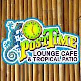 Post Time Lounge Logo