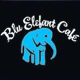 Blu Elefant Cafe Logo