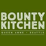 Bounty Kitchen (Queen Anne) Logo