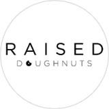 Raised Doughnuts Logo
