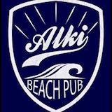 Alki Beach Pub & Eatery Logo