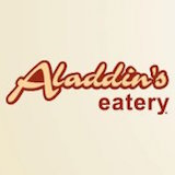 Aladdin's Eatery + Lounge Logo