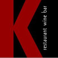 K Restaurant Logo