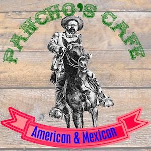 Pancho's Cafe Logo