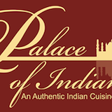 The Palace of Indian Logo