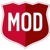 MOD Pizza (122nd & Halsey) Logo