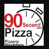 90 Second Pizza Logo