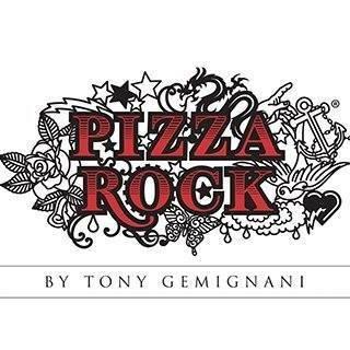 Pizza Rock - Sacramento Logo