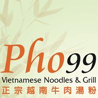 Pho 99 (Aurora) Logo