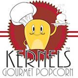 Kernels Gourmet Popcorn Logo