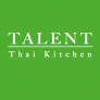 Talent Thai Kitchen Logo