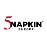 5 Napkin Burger - CLOSED Logo