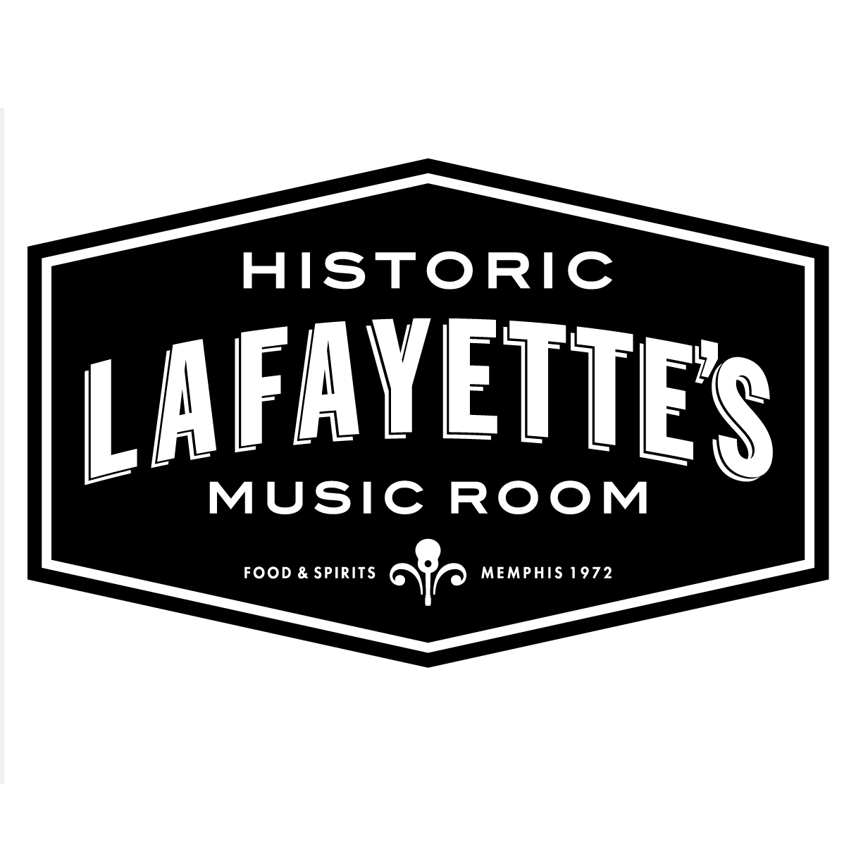Lafayettes Music Room Logo