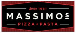 Massimos Pizza Logo