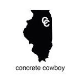 Concrete Cowboy Bar Logo