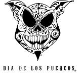Dia De Los Puercos Logo
