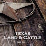 Texas Land & Cattle Logo