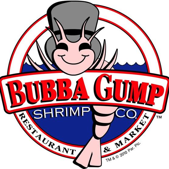 Bubba Gump Shrimp Co (1437 California St.) Logo