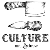 Culture Meat and Cheese Logo