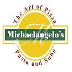 Michaelangelo's Pizza Logo