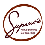 Supano's Steakhouse Logo