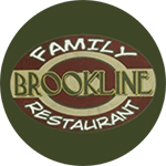 Brookline Family Restaurant Logo