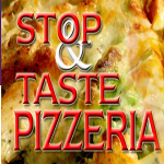 Stop and Taste Pizza Grill Logo