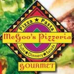 McGoo's Pizza Logo