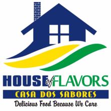 Casa dos Sabores (House of Flavors) Logo