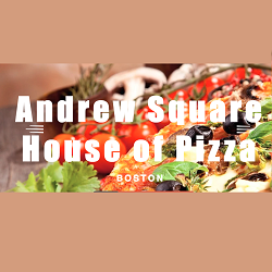 Andrew Square House of Pizza Logo