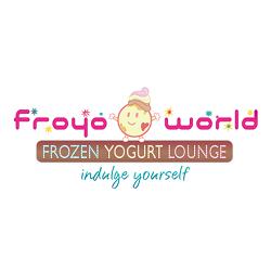 Froyo World Logo
