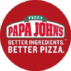 Papa John's - Chandler Street Logo