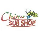 China Sub Shop Logo