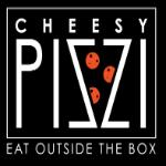 Cheesy Pizzi Logo