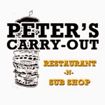 Peter's Carry Out Logo