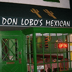 Don Lobo's Mexican Grill Logo