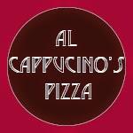 Al Cappuccino's Pizza Logo
