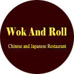 Wok and Roll Restaurant(H St) Logo