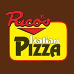 Rico's Italian Pizza Logo