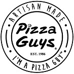 Pizza Guys (J Street) Logo