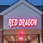 Red Dragon Chinese Restaurant Logo