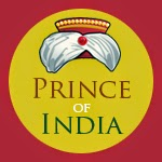 Prince of India Restaurant Logo