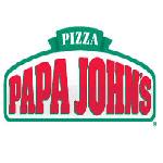 Papa John's Pizza #4456 Logo