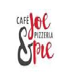 Joe & Pie Cafe Pizzeria Logo